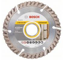 Bosch 2608615057 Diamantový kotouč 115mm Standart for Universal