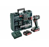 Metabo BS 18 L Quick Set Aku šroubovák 18V, 602320870
