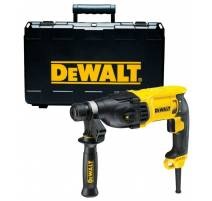DeWALT Kladivo SDS-Plus 26 mm s 3 režimy (D25133K)