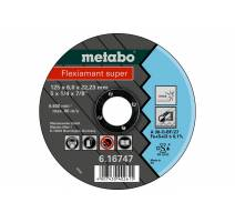 Metabo FLEXIAMANT SUPER Kotouč INOX, SF 27 125x6,0x22,23