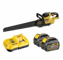 DeWALT DCS397T2 Aku pila Alligator 430mm 2x 6,0Ah