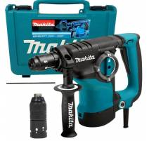 Makita HR2811FT Kombinované kladivo SDS-PLUS 800W