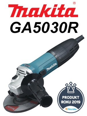 Makita GA5030R Úhlová bruska 125mm